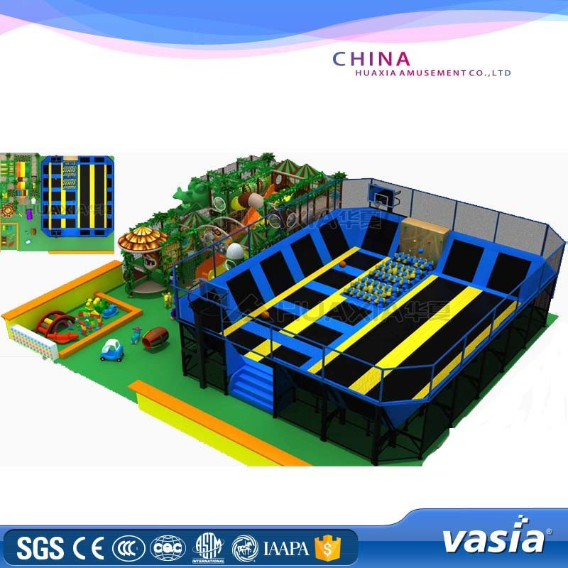 Trampoline Equipment, Advanture Trampoline Gym Equipment