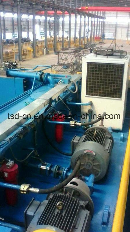 CNC Press Brake in Tandem (2-WE67K-1600/6000)
