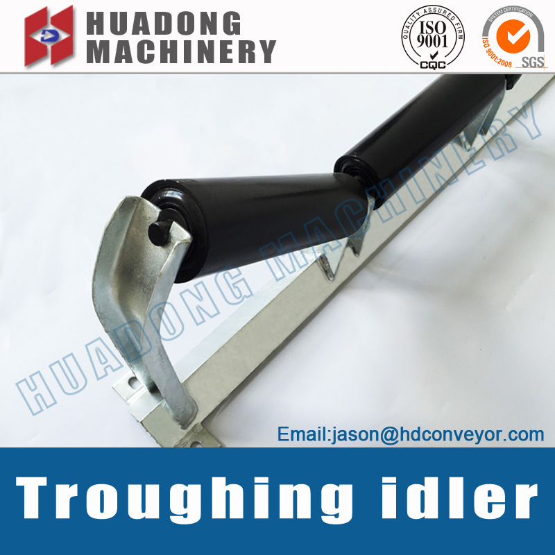 Well Sealed Troughing Conveyor Roller