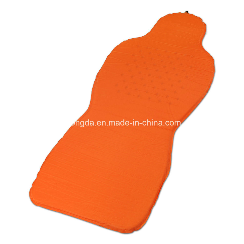 Lightweight Self-Inflatable Single Foam Mattress for Travelling
