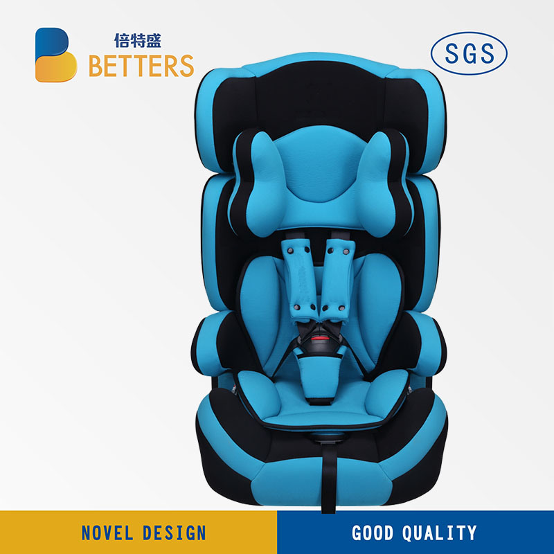 Baby Safety Car Seat with HDPE Backrest for Child