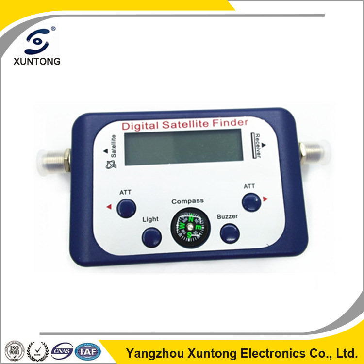 Digital Satlink Satellite HD Meter Finder LCD Screen Signal Finder