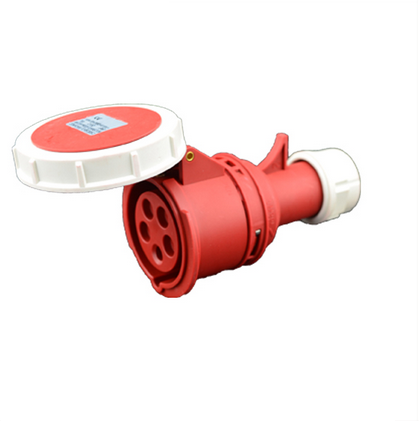 3p 4p 5p IP67 Wall Mounted Inudrial Plug/ Industrial Socket