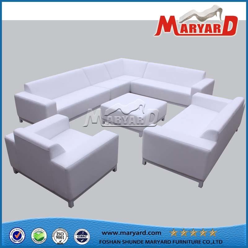 Modern Outdoor Patio Fabric Sofa Set