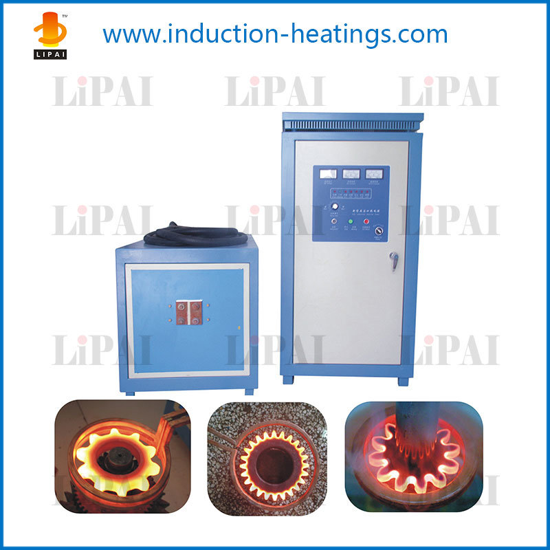 High Frequency Induction Heater for Metal Surface Haradening