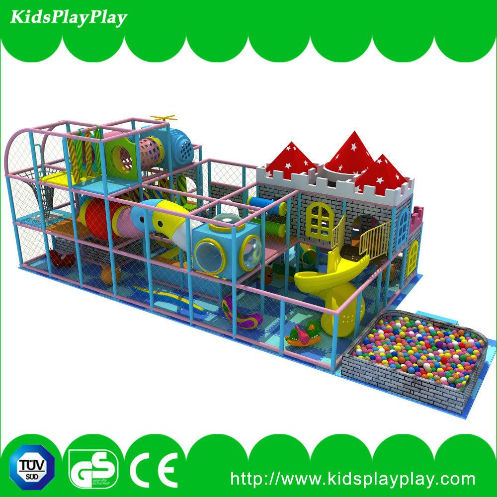Kids Soft Foam Play Games Indoor Playground