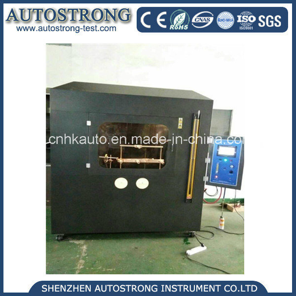 UL1561 & ANSI/ASTM D 5207 Burning Characteristics Tester for Cable Wire