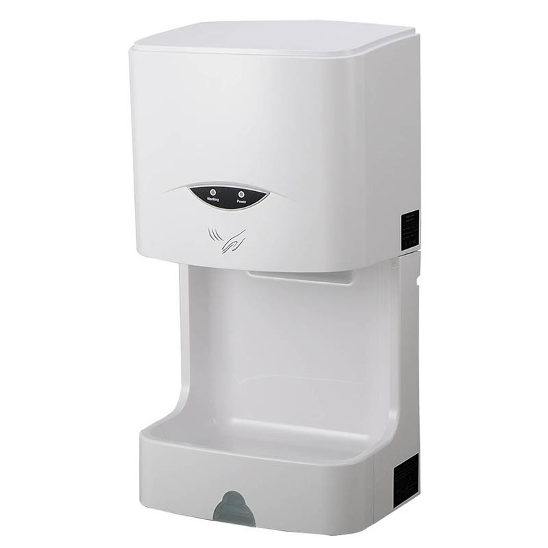 Wall Mounted Quick Reaction Auto Infrared Sensor Hand Dryer