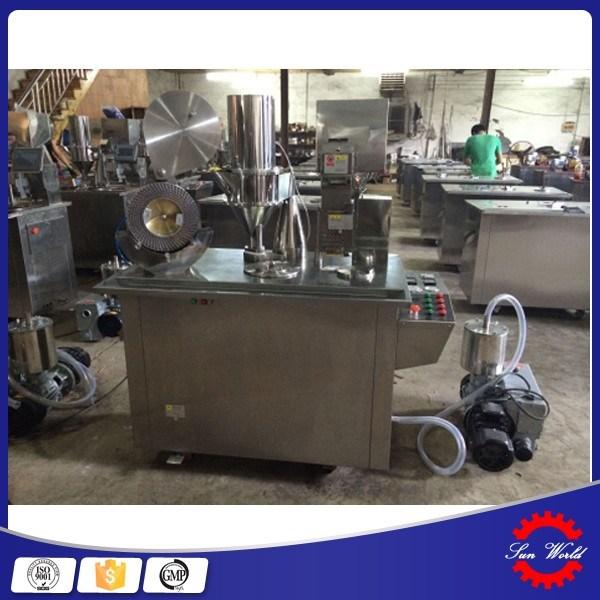 Pharmaceutical Semi Automatic Size 00 Capsule Filling Machine