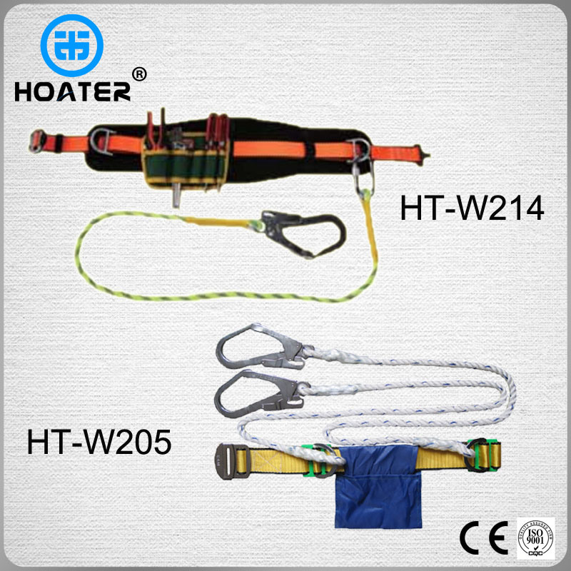 High Quality Special Use Electrician Safety Belt with Tool Bags/Lanyard