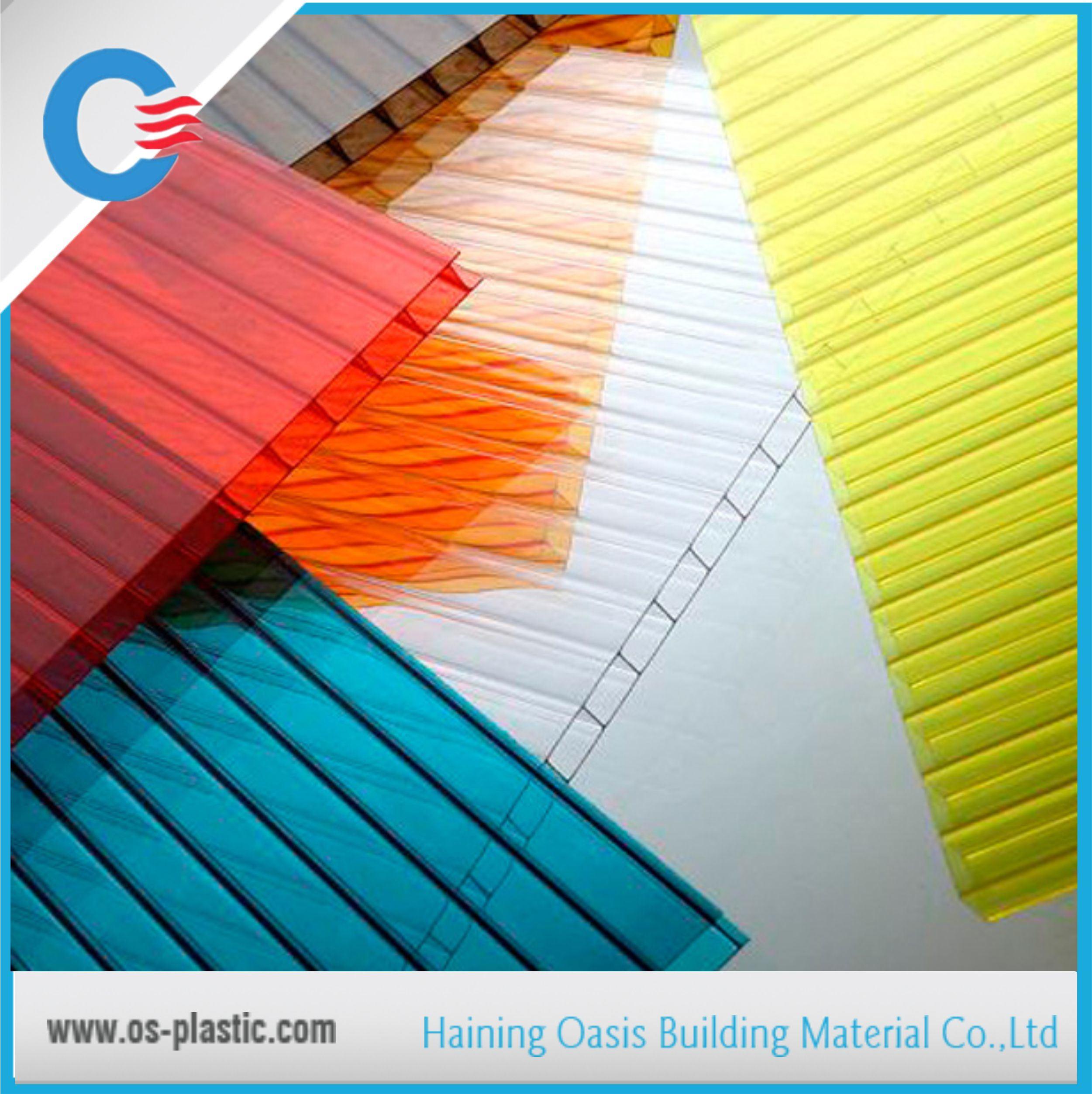 Outdoor Polycarbonate Sun Sheet