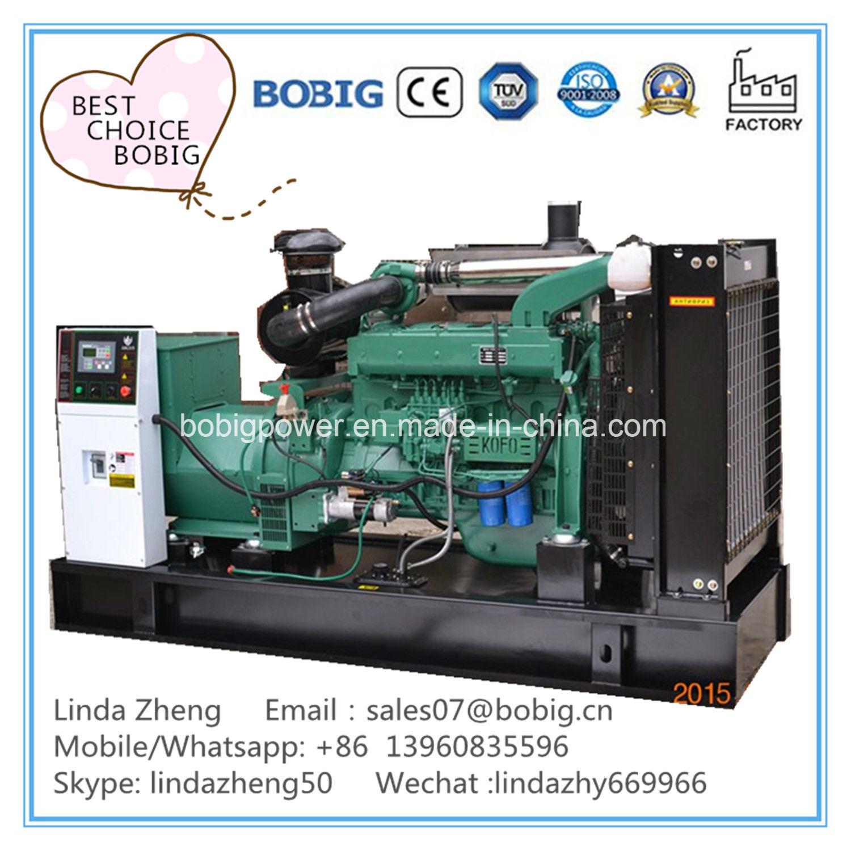 China 11kVA 350kVA Sondproof Silent Open Generator with Weifang