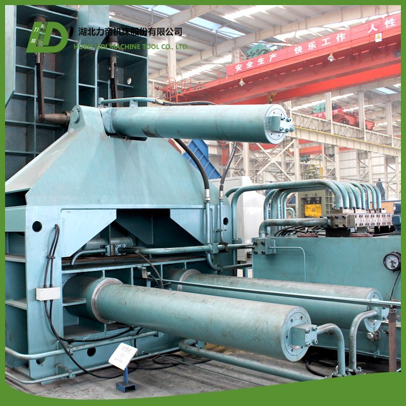 YB81-400 Hydraulic Baler for Scrap Metal Recycling
