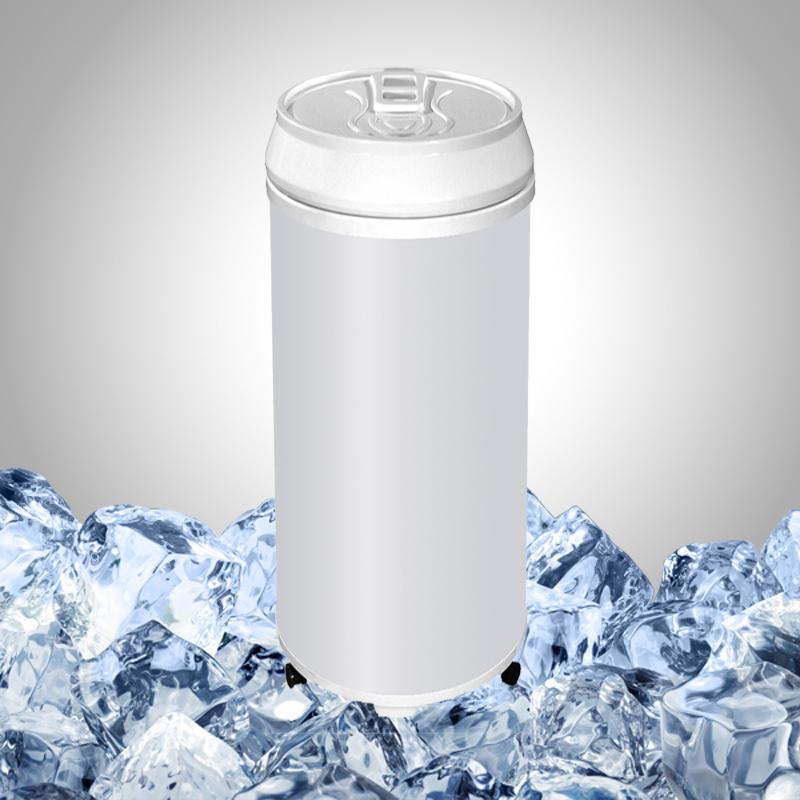 Barrel Fridge for Drink Display in Events