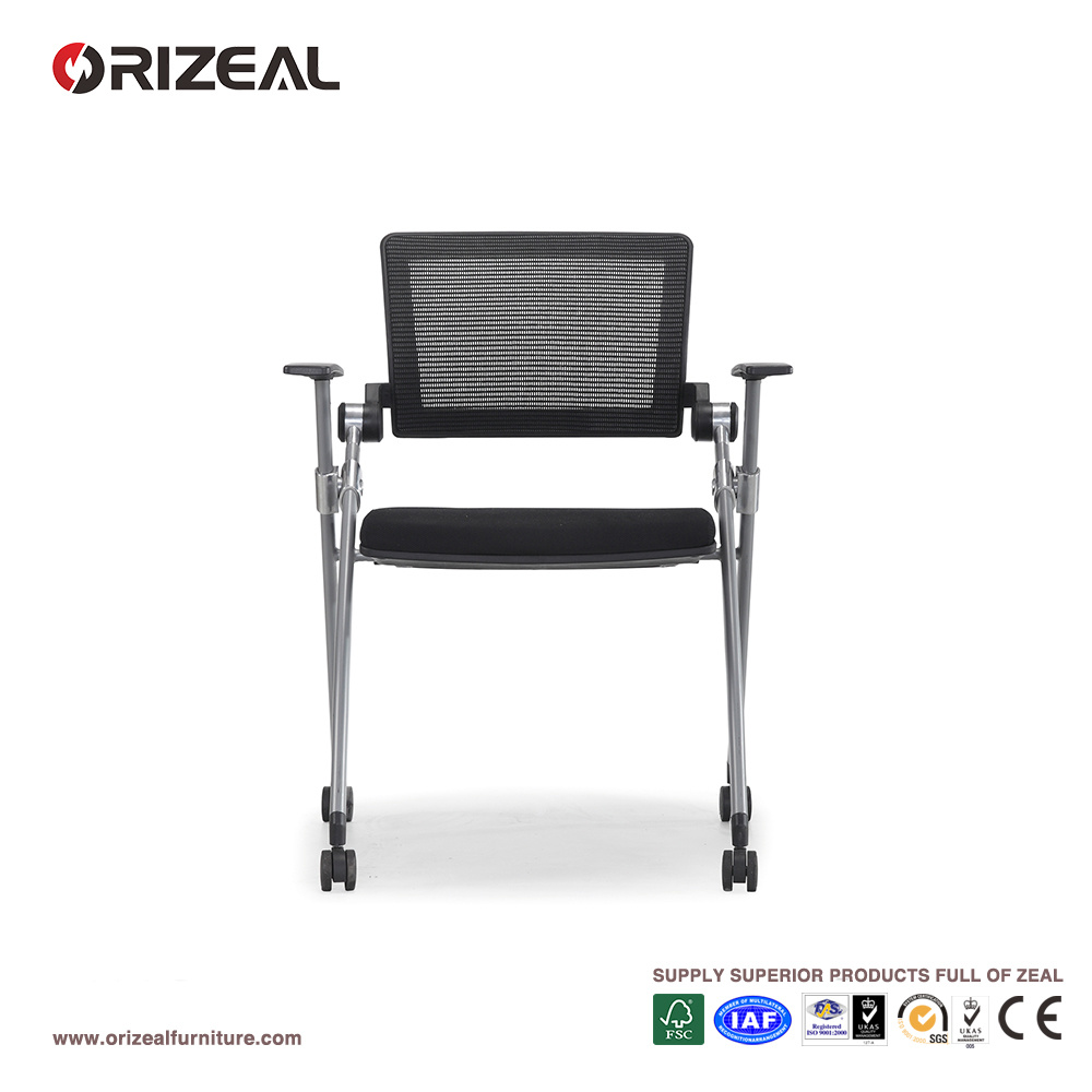 Orizea Task Seating, Office Chair Manufacturers, Commercial Lobby Furniture (OZ-OCV011B)