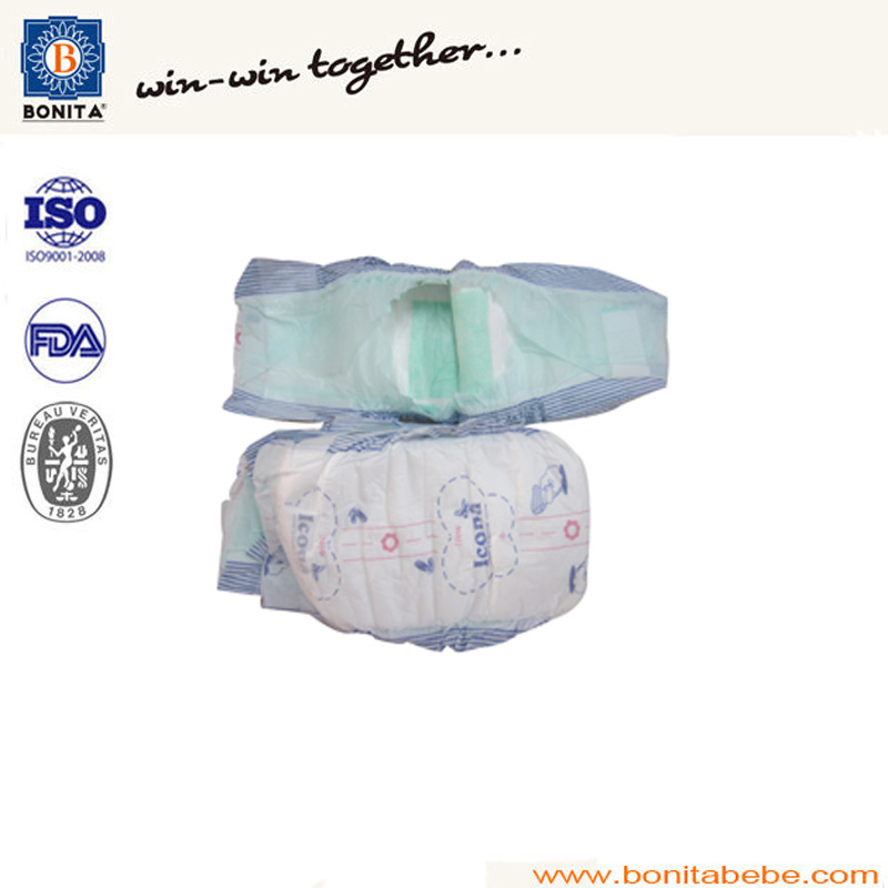 Hot Sale Promotional Disposable Baby Nappy