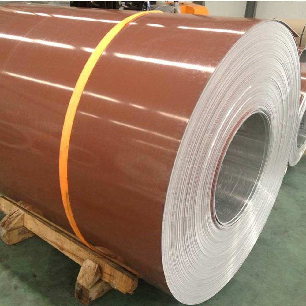 Color Coated Aluminum Coil with Customized Marble Pattern pictures & photos