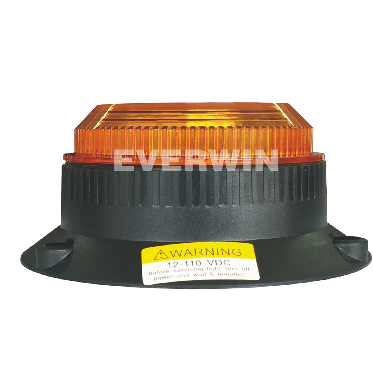 Wide Voltage Forklift Sweeper Strobe Light Beacon