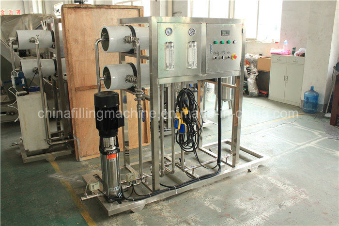 High Technology RO System Water Treatment Plant with SUS304 Material