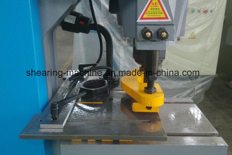 Q35y-16 Stainless Steel Punching Shearing Bending Machine