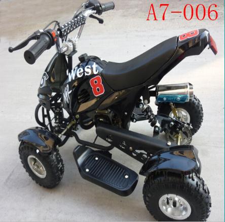 A7-006 49cc Kids Gas Powred Mini Quad ATV