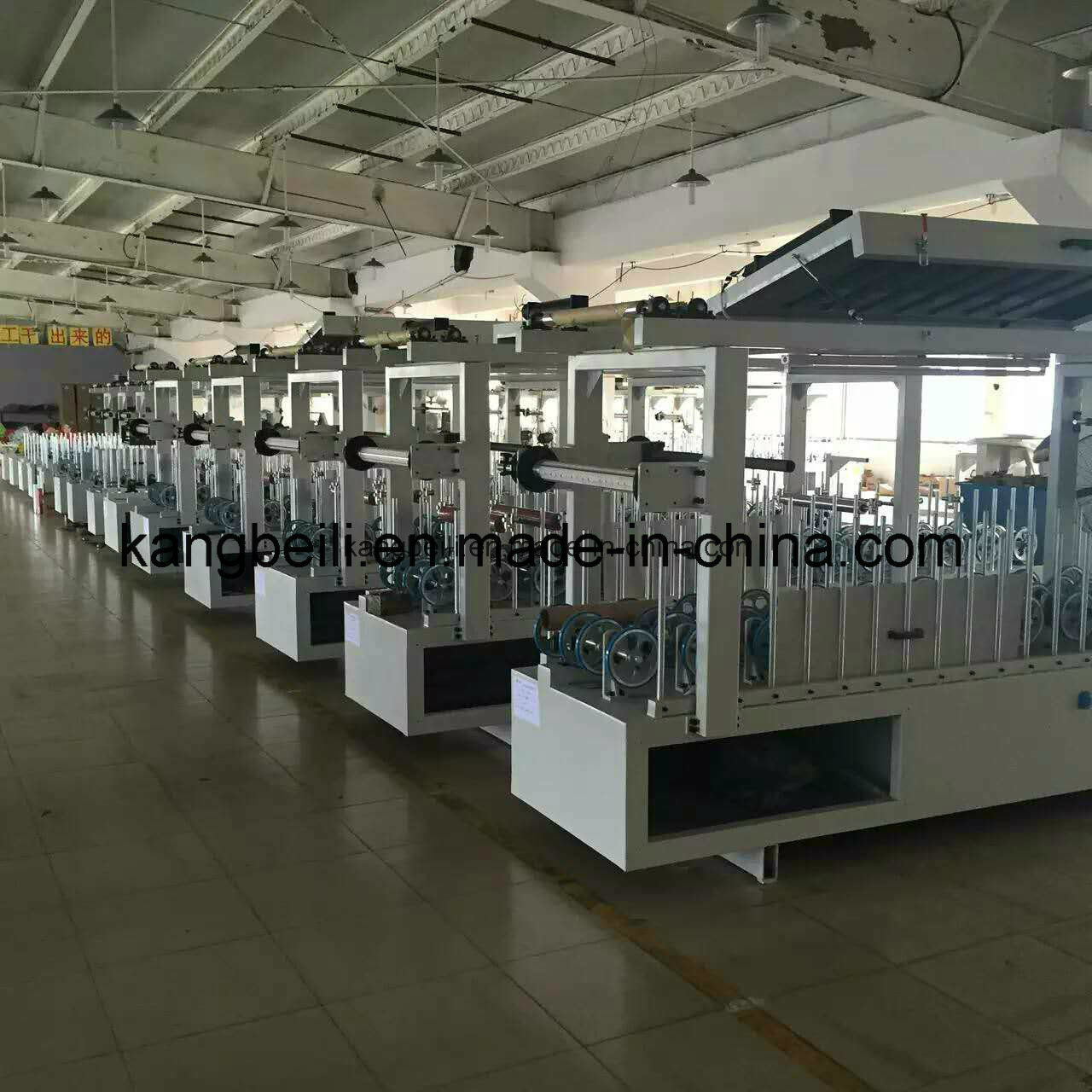 Indoor Furniture Decorative TUV Certificated Mingde Brand Woodworking Wrapping/Gluing Machines