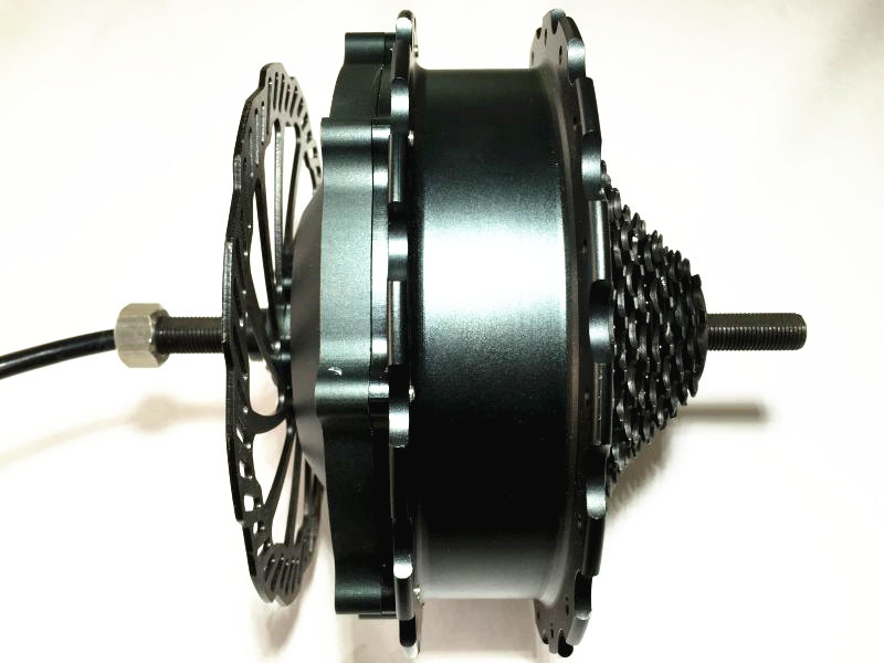 Mac Electric Bike Motor (rear /front)