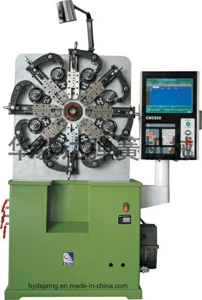 High Speed Automatic Spring Coiling Machine & CNC Computer Spring Machine