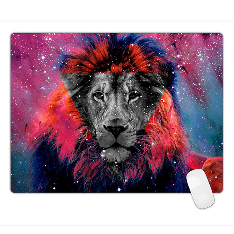Mouse Pad Colorful Prints Extended Gaming Wide Large Gel Moustpad L Size