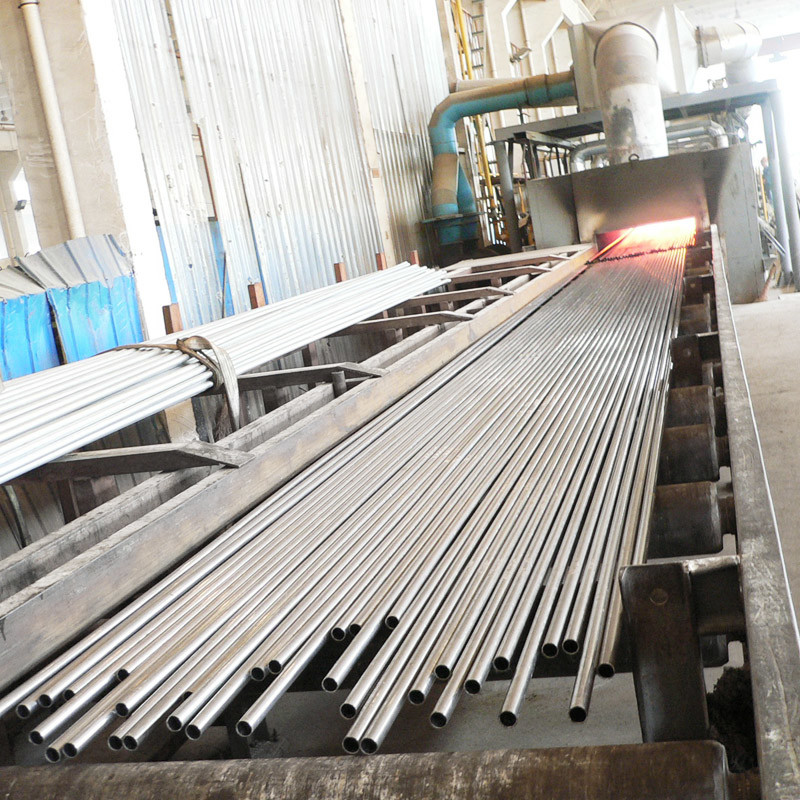 Nace0175 Seamless Stainless Steel Pipe for Heat Exchanger