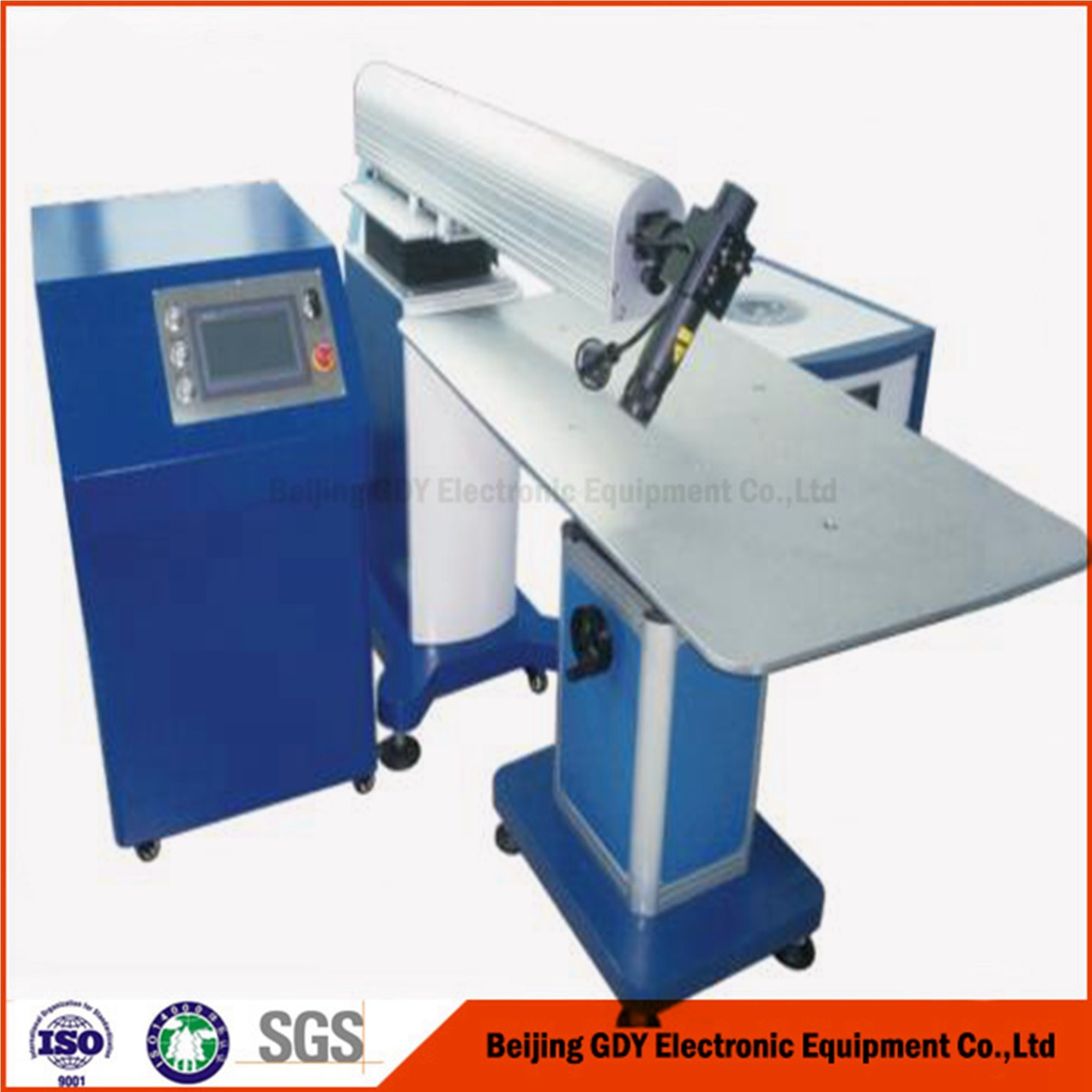 Dedicated Laser Welding Machine for Advertising Words