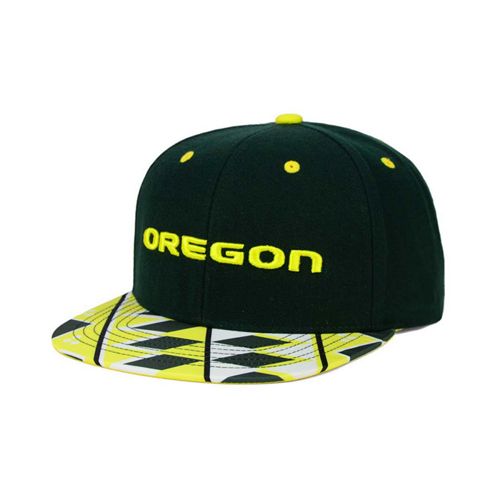 Custom 3D Embroidered Wholesale Hats Snapback Cap
