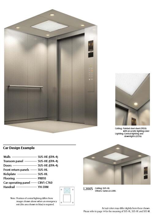 AC Vvvf Residence Elevator