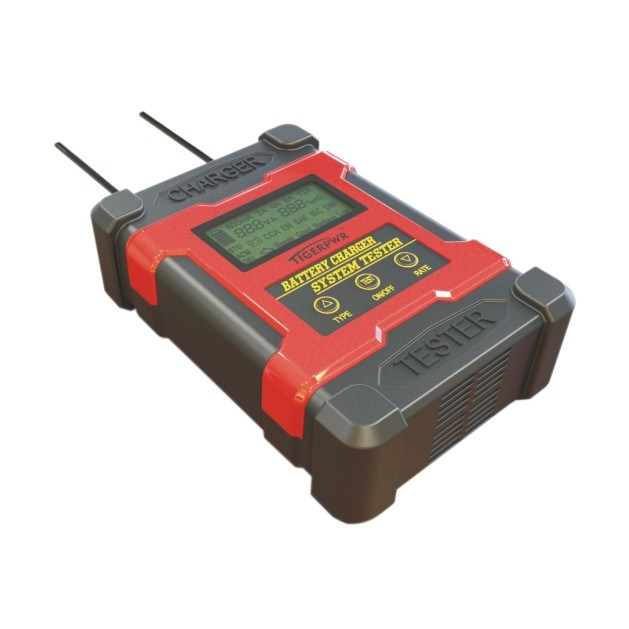 New Product of Smart Battery Charger and Tester