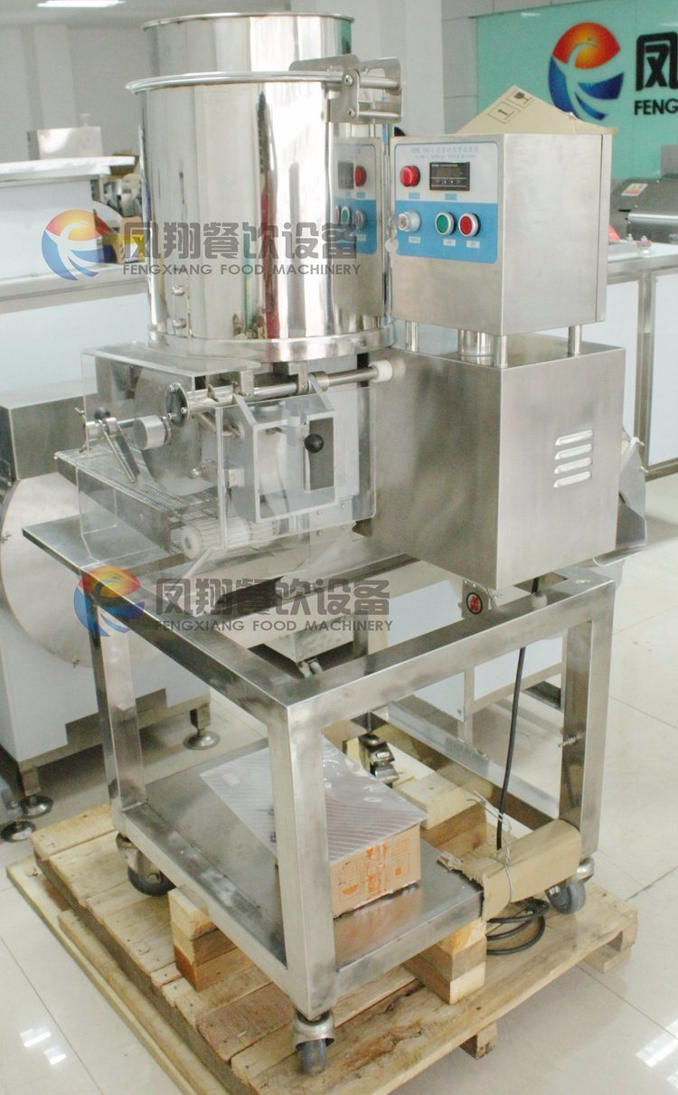 Industrial Automatic Meat Hamburger Buddget Burger Patty Making Molding Machine