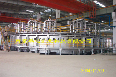 Jumbo Annular Type Heating Furnace