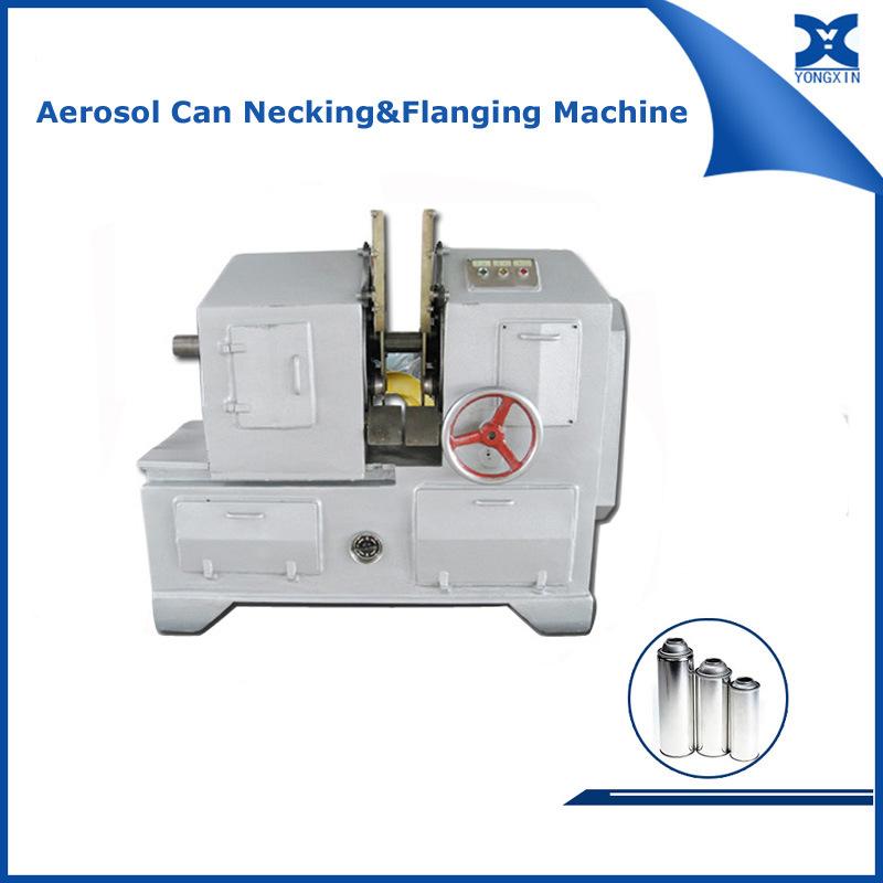 Automatic Aerosol Spray Paint Can Making Machinery