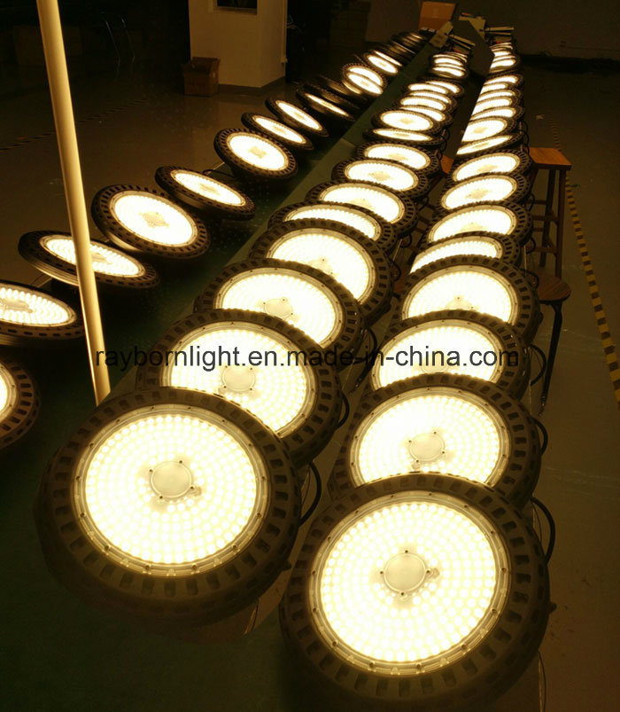 5years Warranty 130lm/W IP65 100W UFO LED Light High Bay