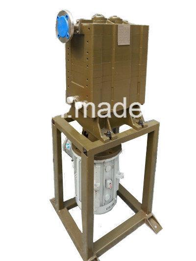 Explosion Proof Aerospace Industrial 70L/S Dry Claw Vacuum Pump (DCVS-70U1/U2)