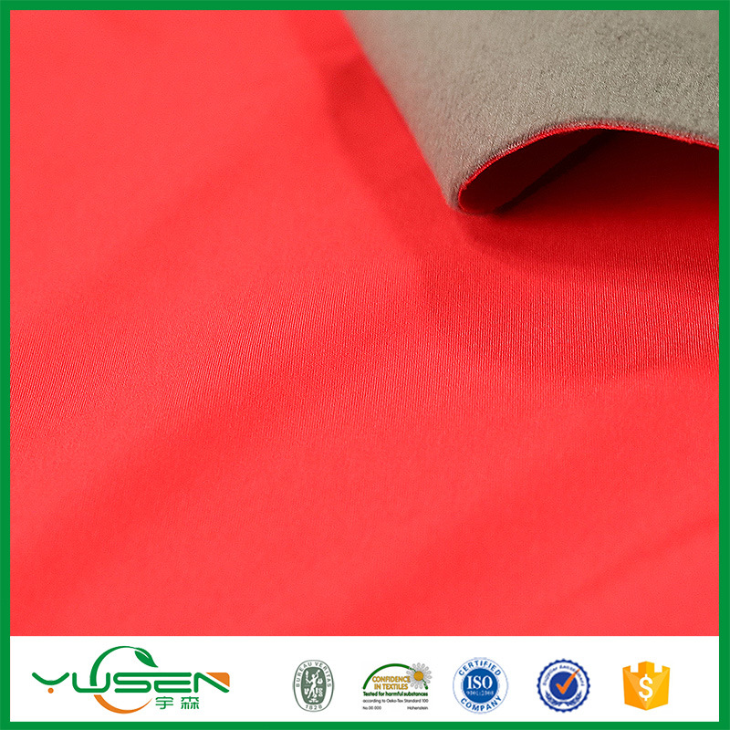 Printed Polyester Stretch Bonding Velvet Sofa Fabric