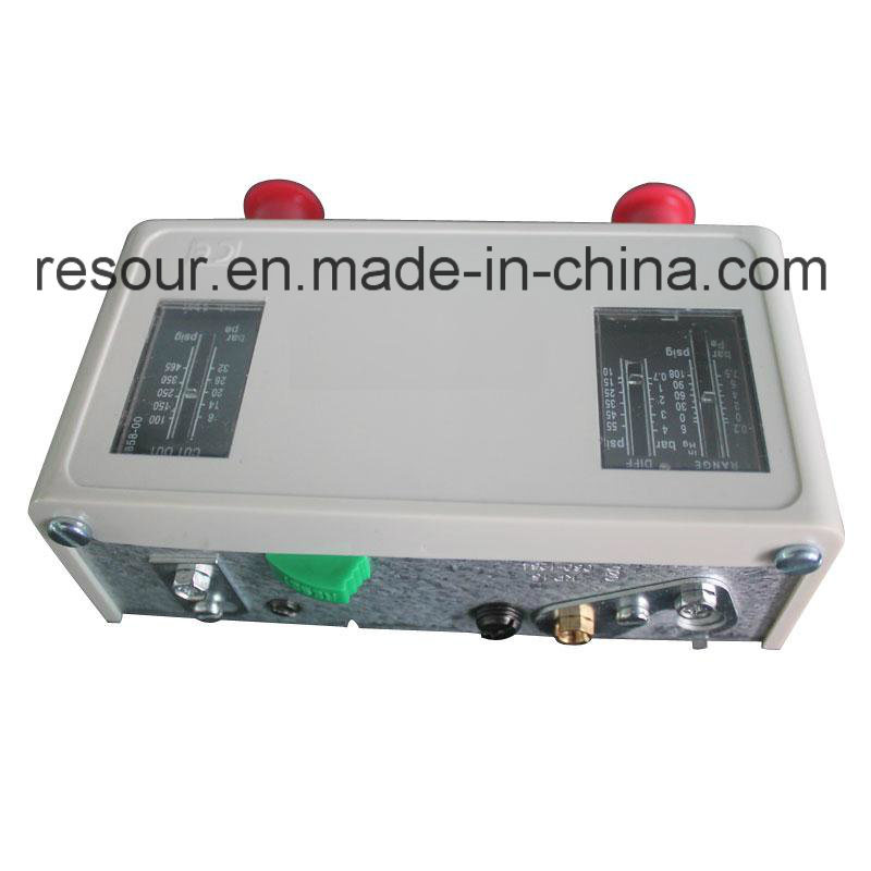 Automatic/Manual/Semi-Automatic Pressure Controller, Pressure Switch