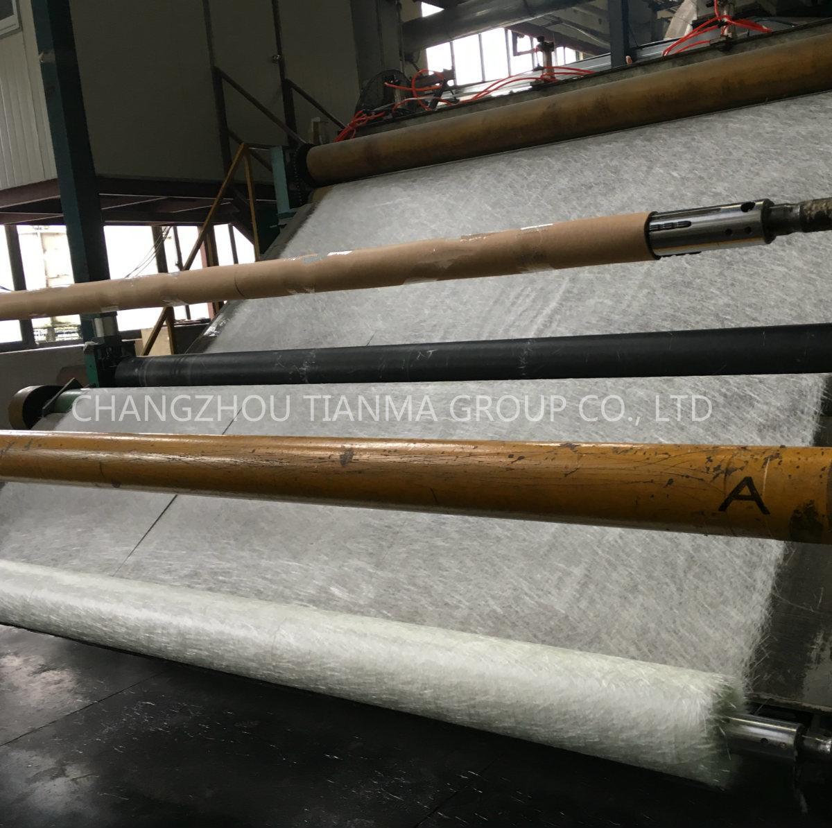 Fiber Glass Chopped Strand Mat for Boating (EMC300 EMC450)