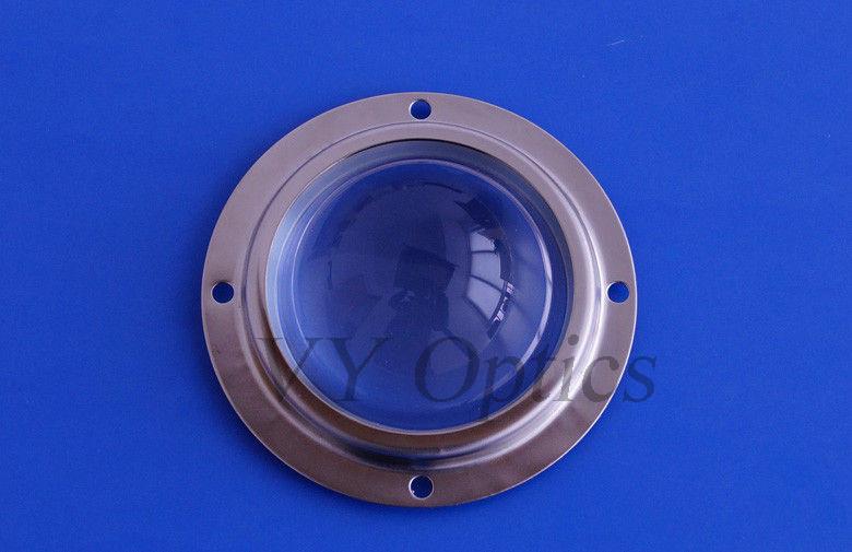 Optical LED Glass Lens for High Power Street Light