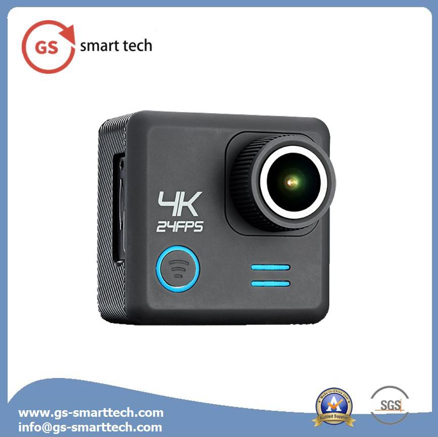 Gyro Anti Shake Function Ultra HD 4k Action Camera 2.0′ Ltps LCD WiFi Sport DV