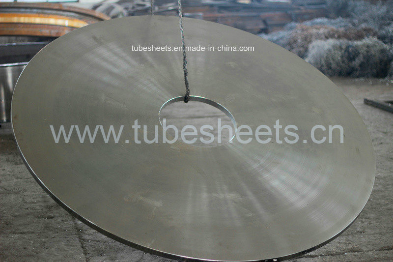 Boiler Cladded Alloy Plate, Baffle Steel Plate for Condenser