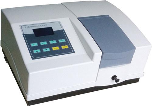 High Quality UV/Vis Spectrophotometer UV752 (D) Cheap
