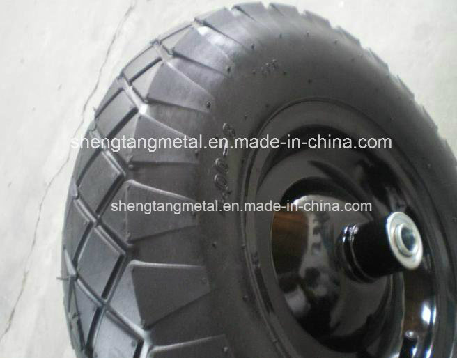 Pneumatic Wheel with High Quality 4.80/4.00-8