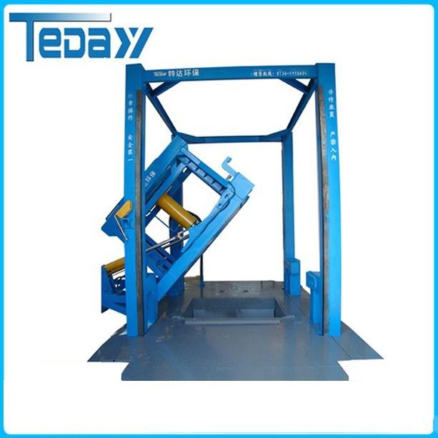 Verticle Type Garbage Compressor Manufacturer