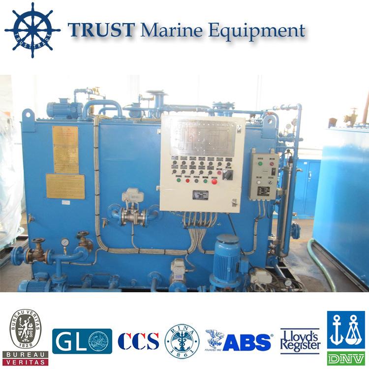 Marine Sewage Water Treatment Plant Water Filter