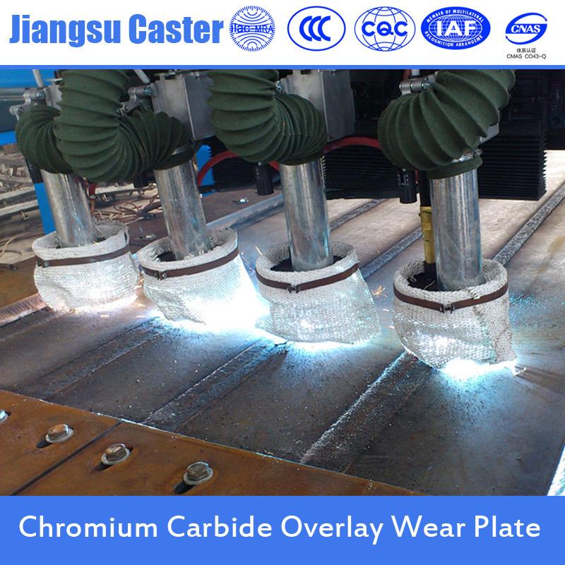 Steel Plate Abrasion Resistant Steel Plate Chromium Carbide